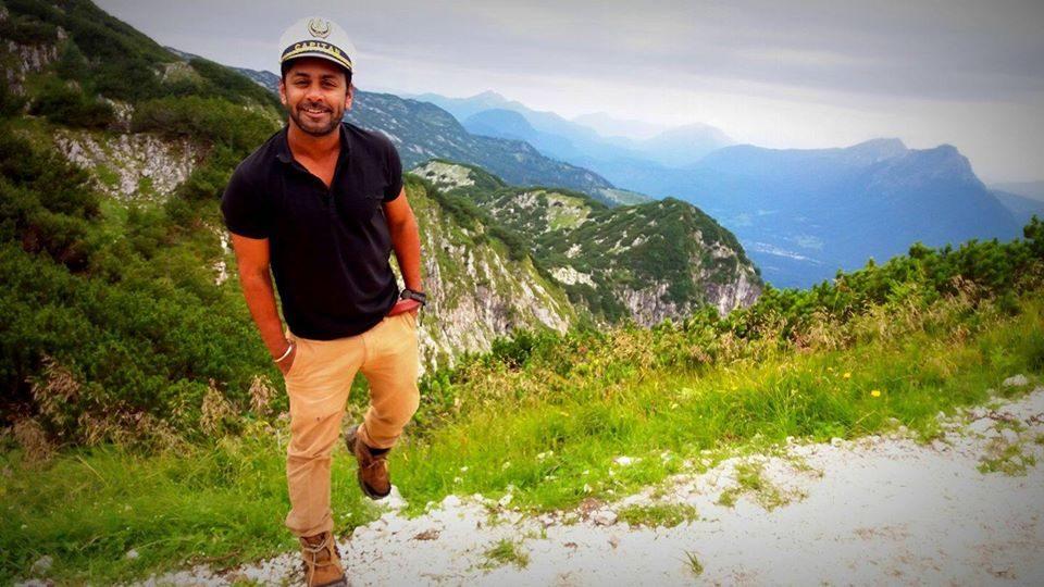 Neeraj Narayanan On his own trip