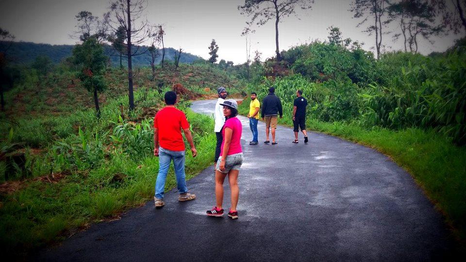 Travel in Meghalaya