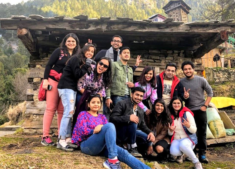 Group Trip Tirthan