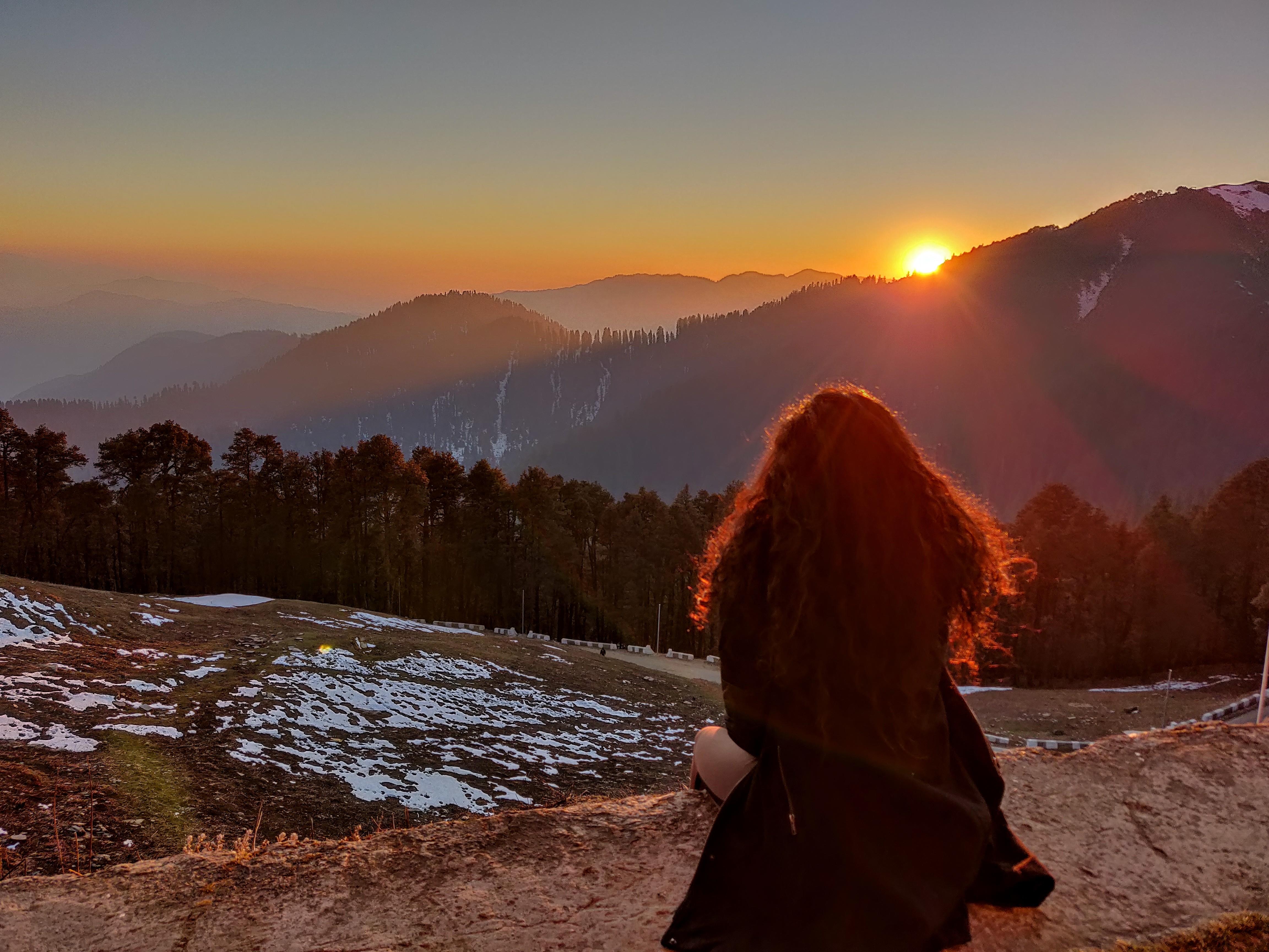 Sunrise, Tirthan Valley