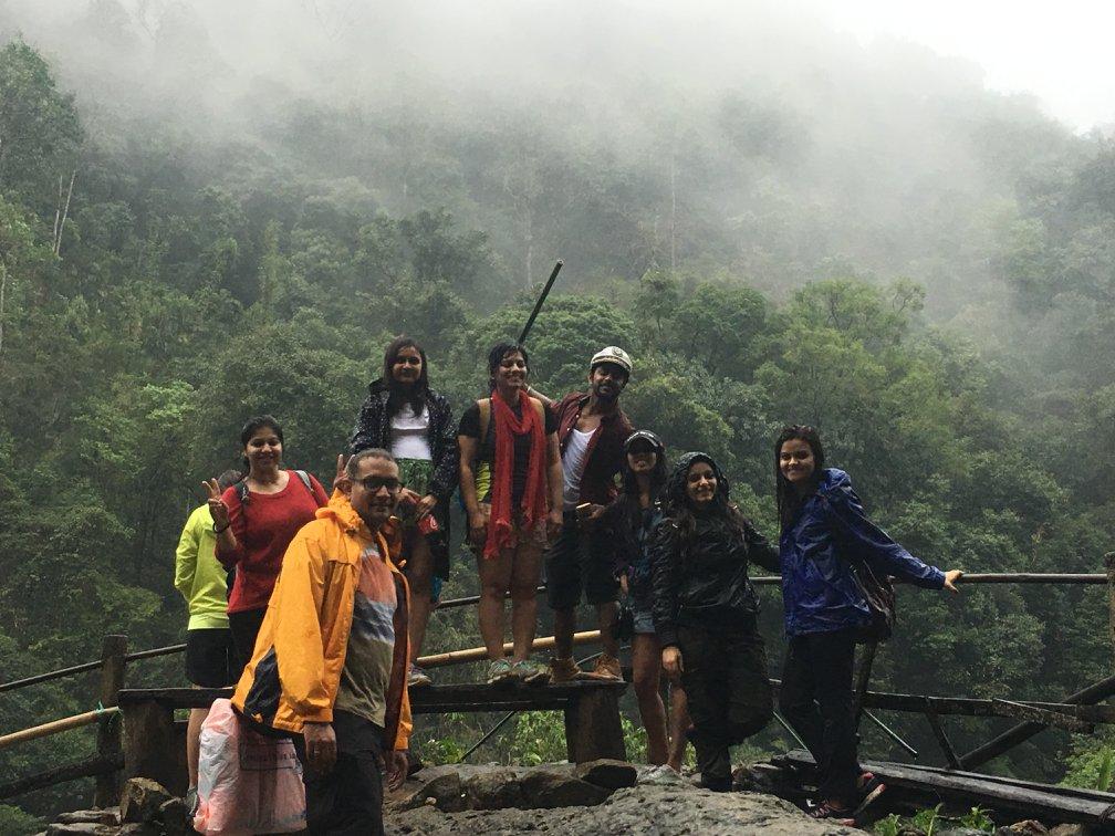Plan a trip to Meghalaya