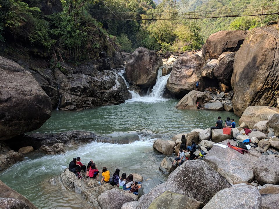 Top places to see in Meghalaya