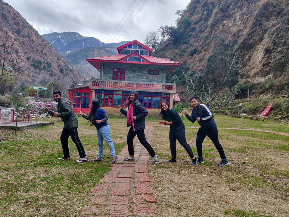 Hotels in Tirthan Valley