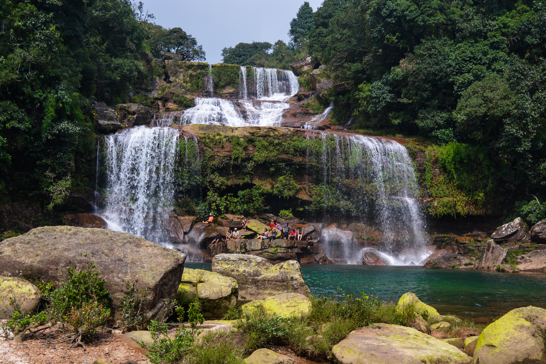 best waterfalls in Meghalaya