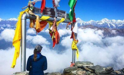Chandrashila summit views