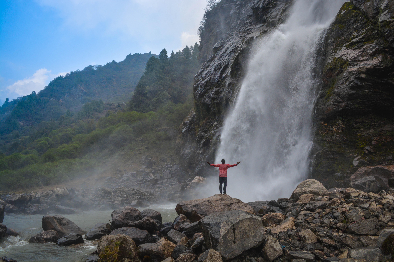 Jung falls Arunachal Pradesh