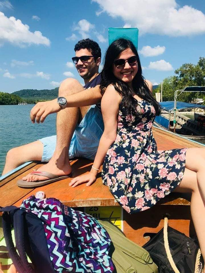 romantic holiday in thailand