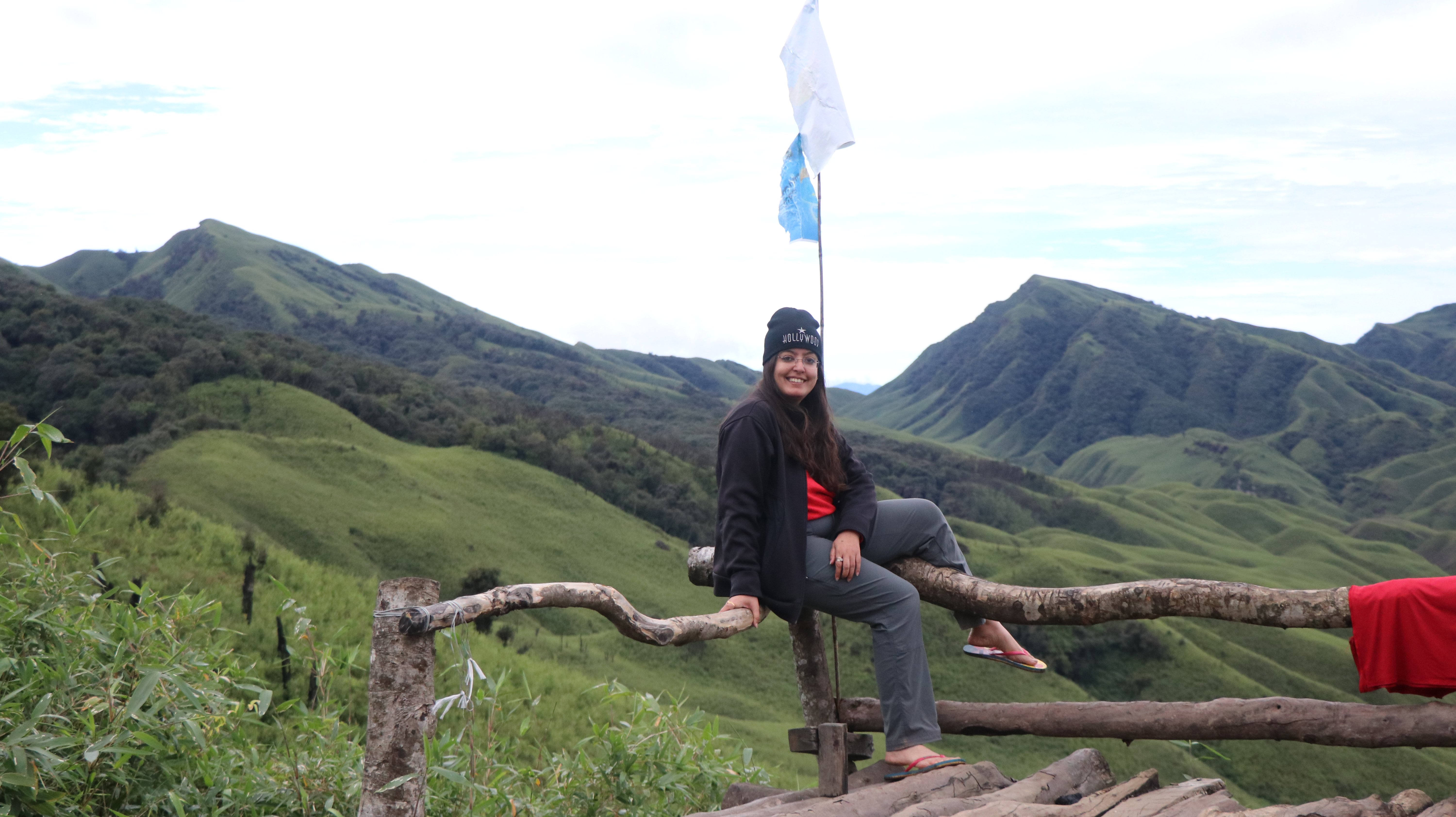 Dzukou valley Nagaland