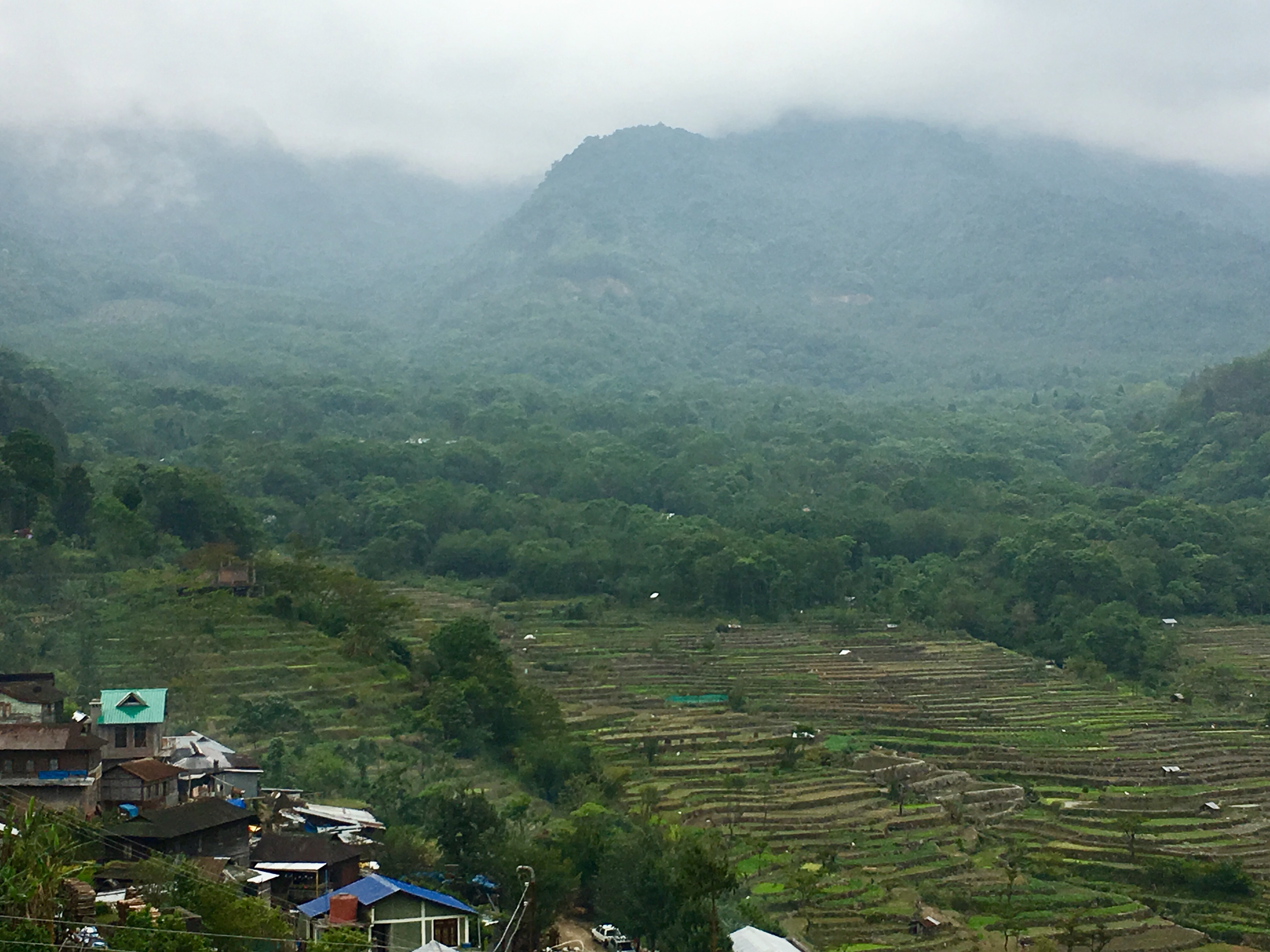 Top places to see in Nagaland