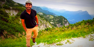 Neeraj Narayanan On His Own Trip