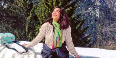 Niyati Saxena On His Own Trip