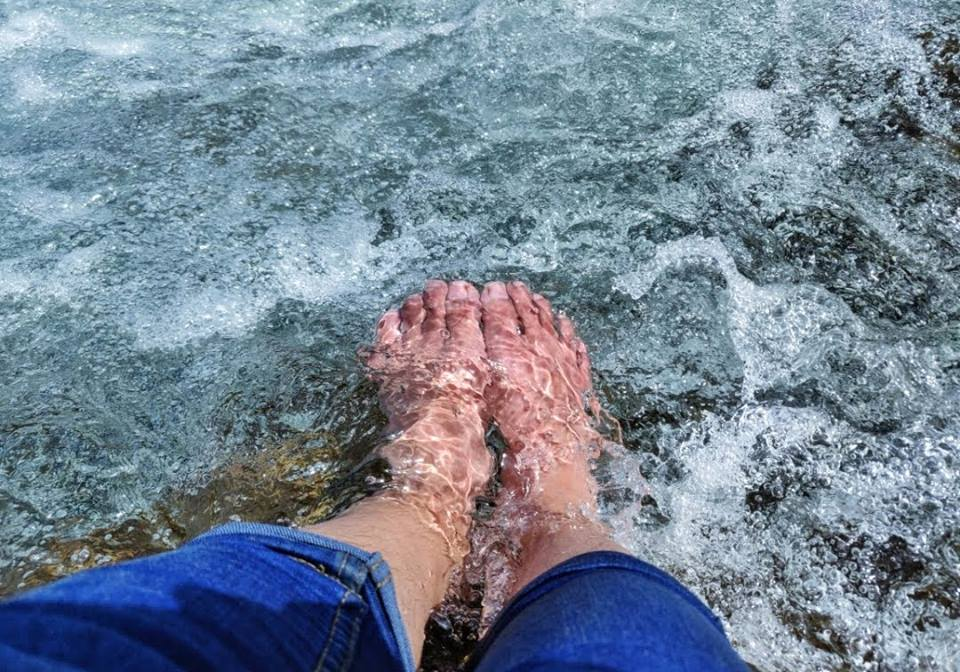 foot photography