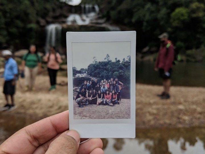Meghalaya waterfalls