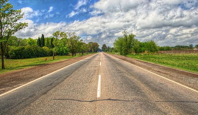 hitchhiking in Albania