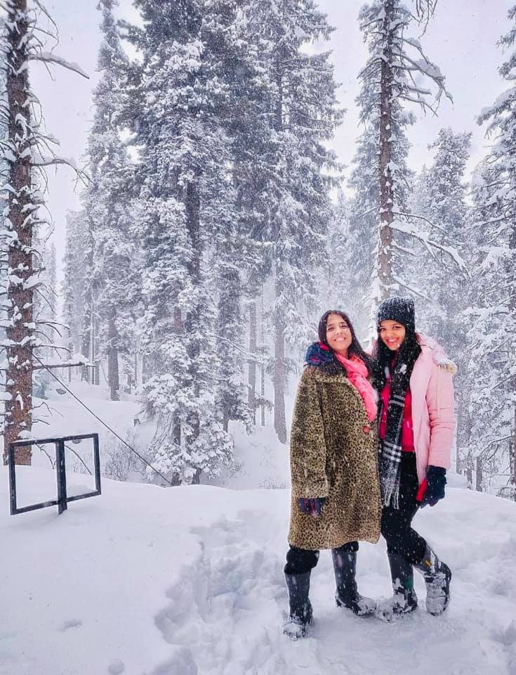 Best places to see in Kashmir