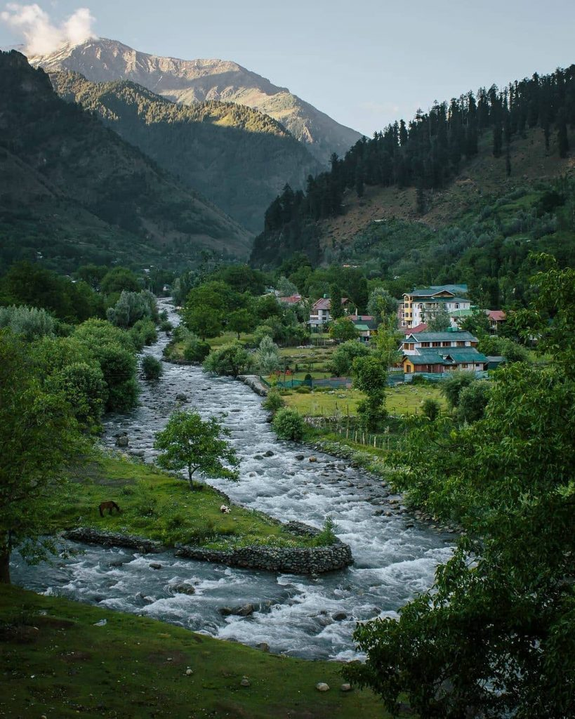 Places to see in Pahalgam