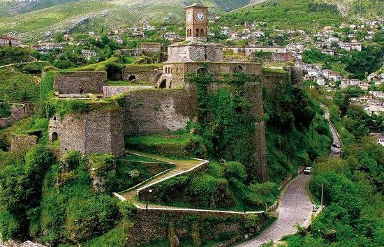 Gjirokastra fort