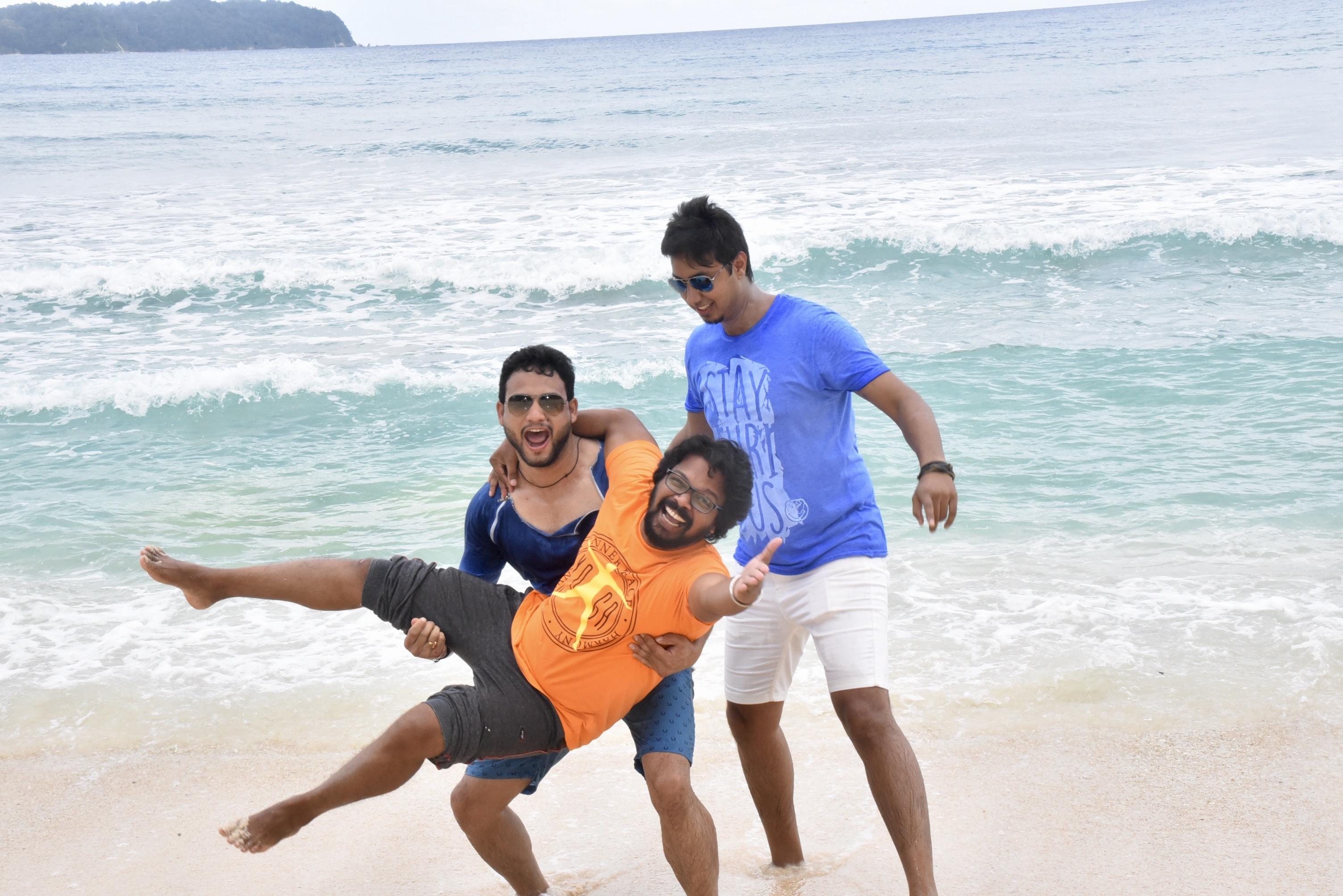 fun activities in lakshadweep