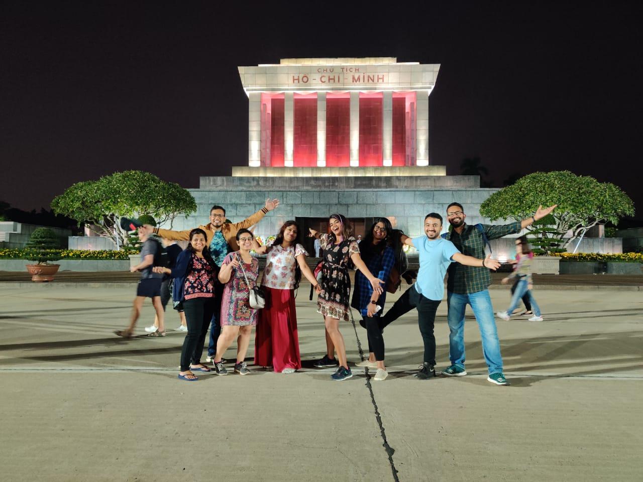 Hanoi things to do