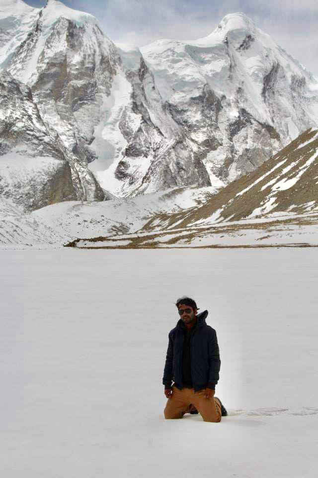 On His Own Trip: Neeraj Narayanan