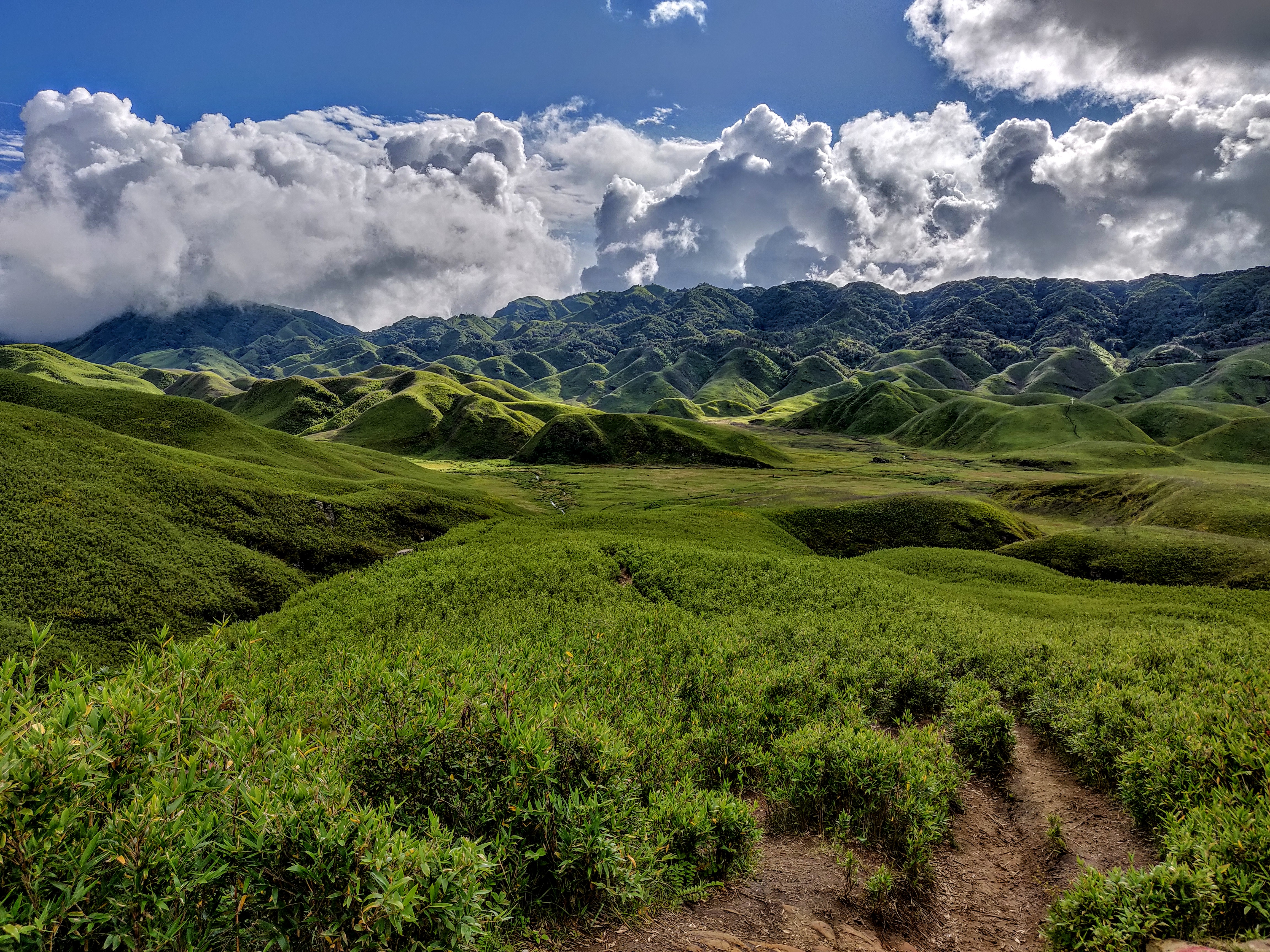 trekking in Nagaland