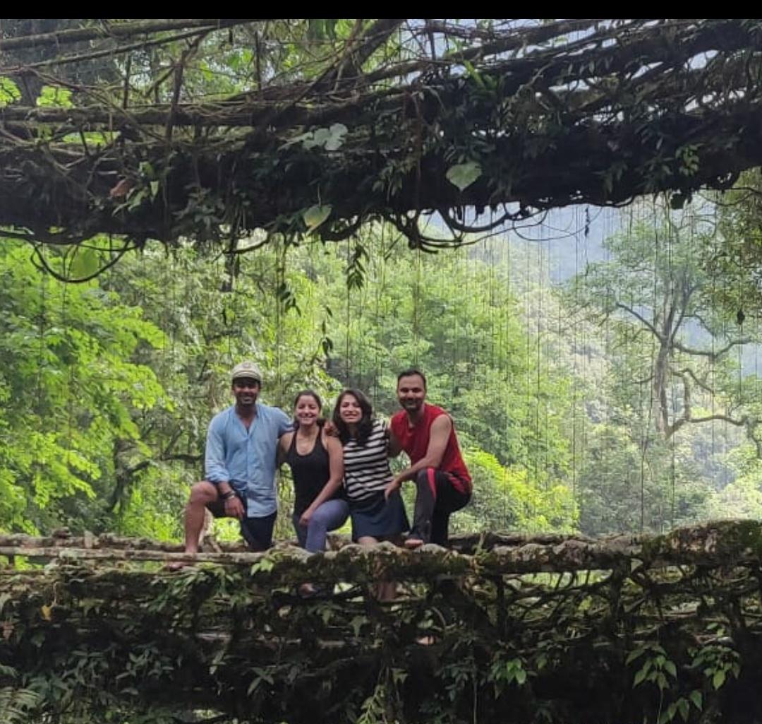 Meghalaya trip packages