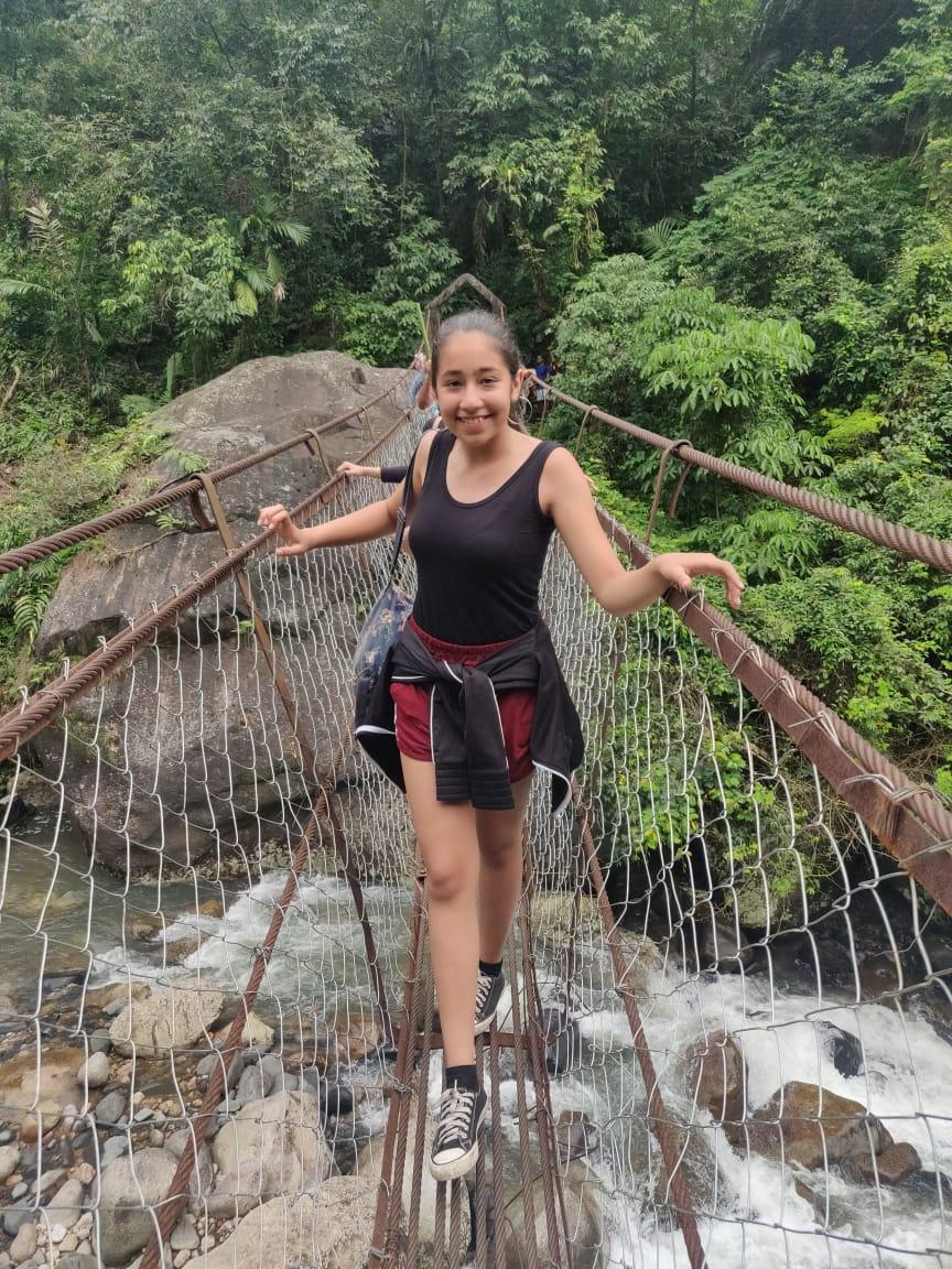 Living roots bridge trek