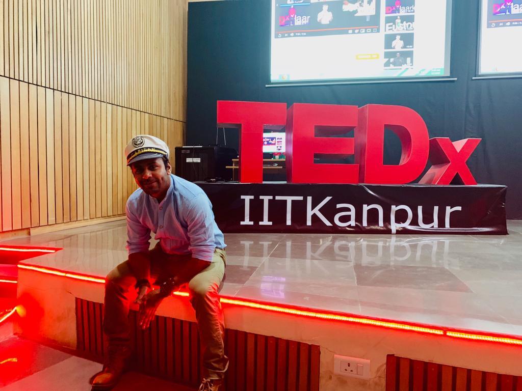 Neeraj Narayanan TedX