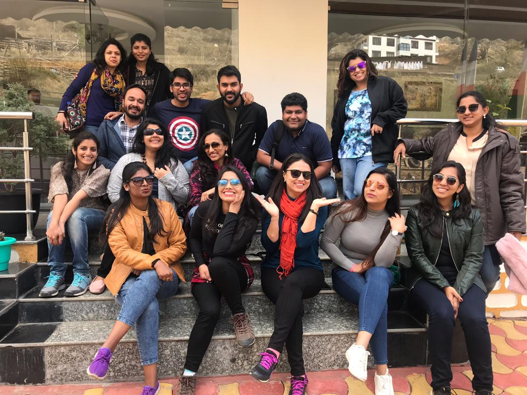 Bhutan group trips