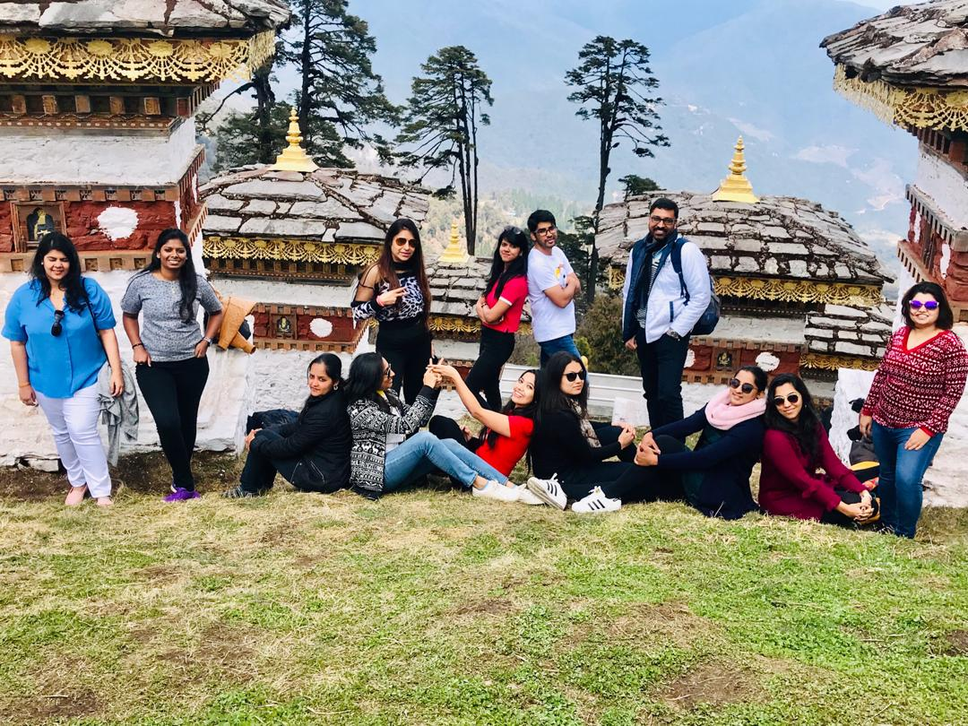 Bhutan group packages