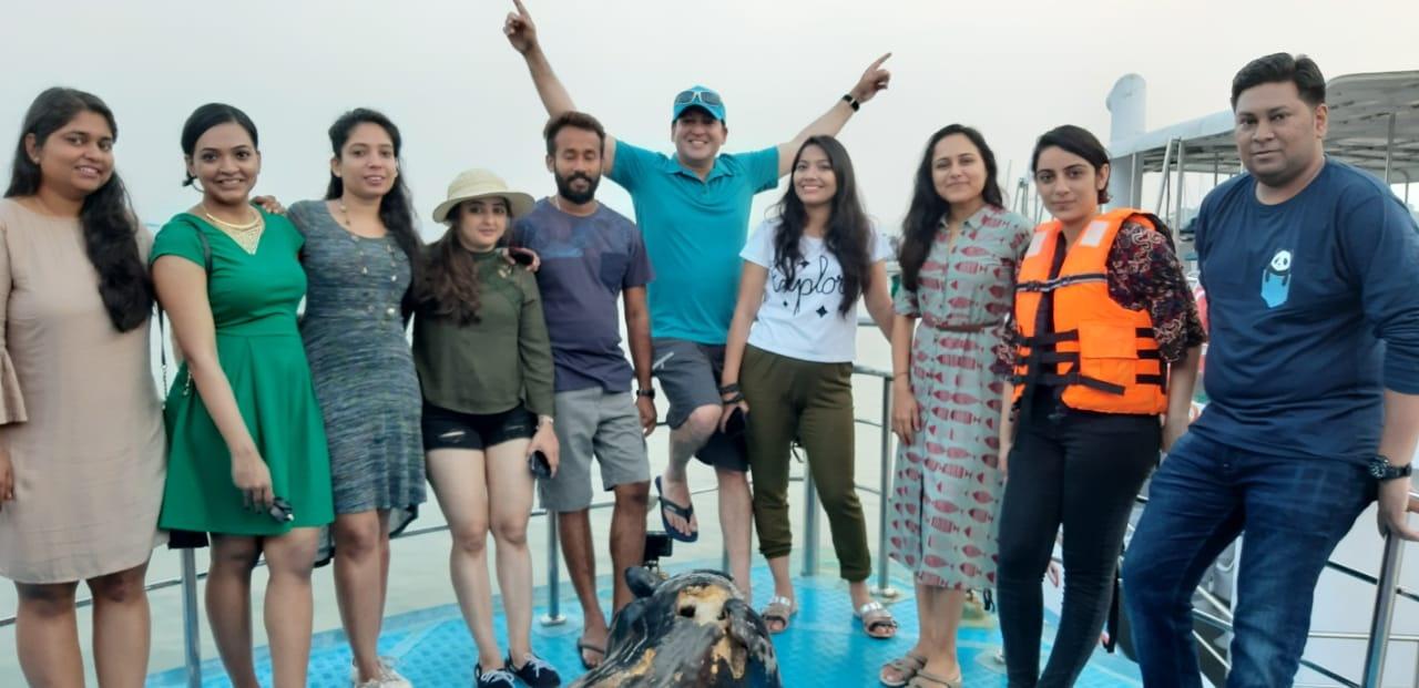 Whale watching tour in Sri Lanka