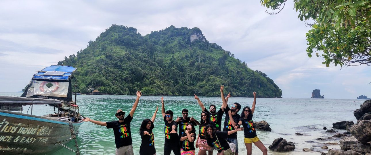 Thailand group packages
