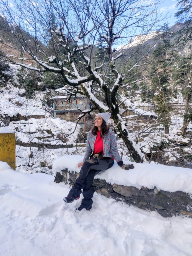 Things to carry: Tirthan valley February 2020