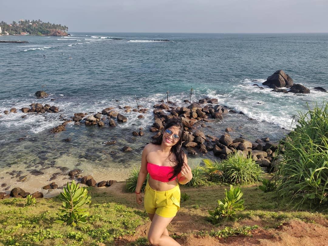Mirissa- best beach in Sri Lanka