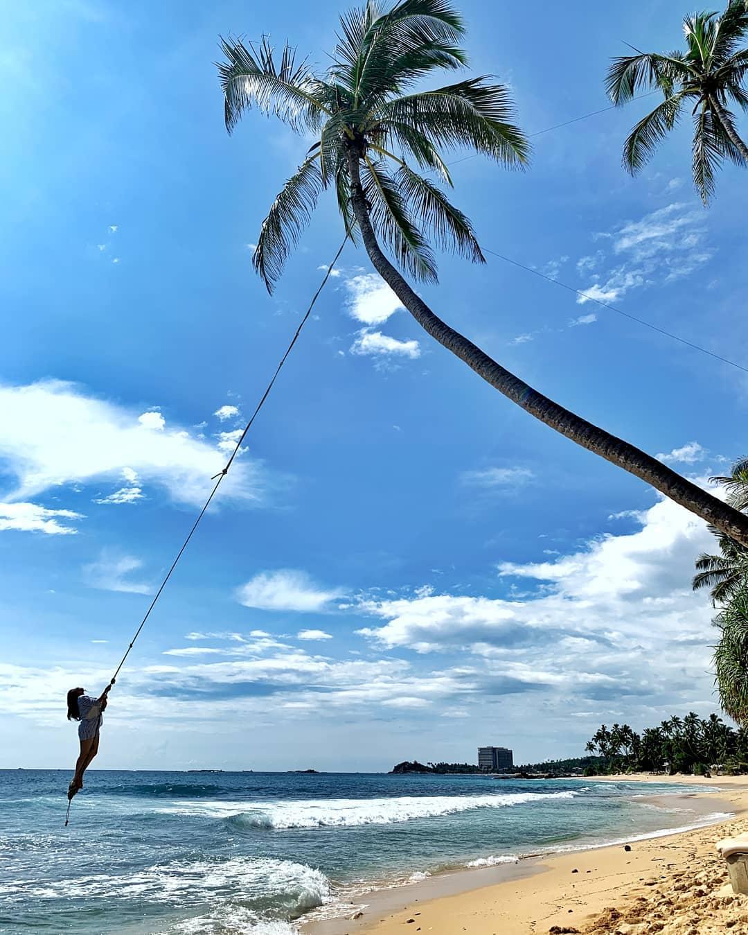 Unawatuna swing how to reach
