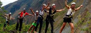 The Inca Jungle Trek