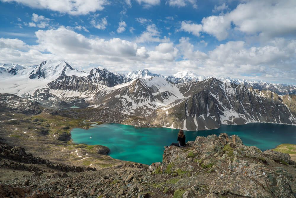 trek to Ala – kul lake and Karakol