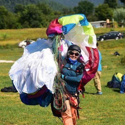 Paraglider, Diver, Trekker , Cyclist: The Story of Superwoman Ritu Chopra