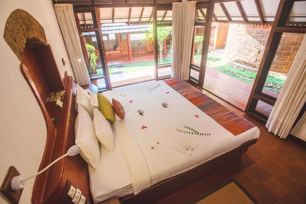 Rooms in SwaSwara Resort
