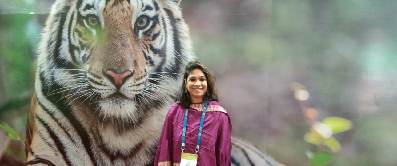 India's Wildlife Heroes: Interviewing Bhavna Menon!