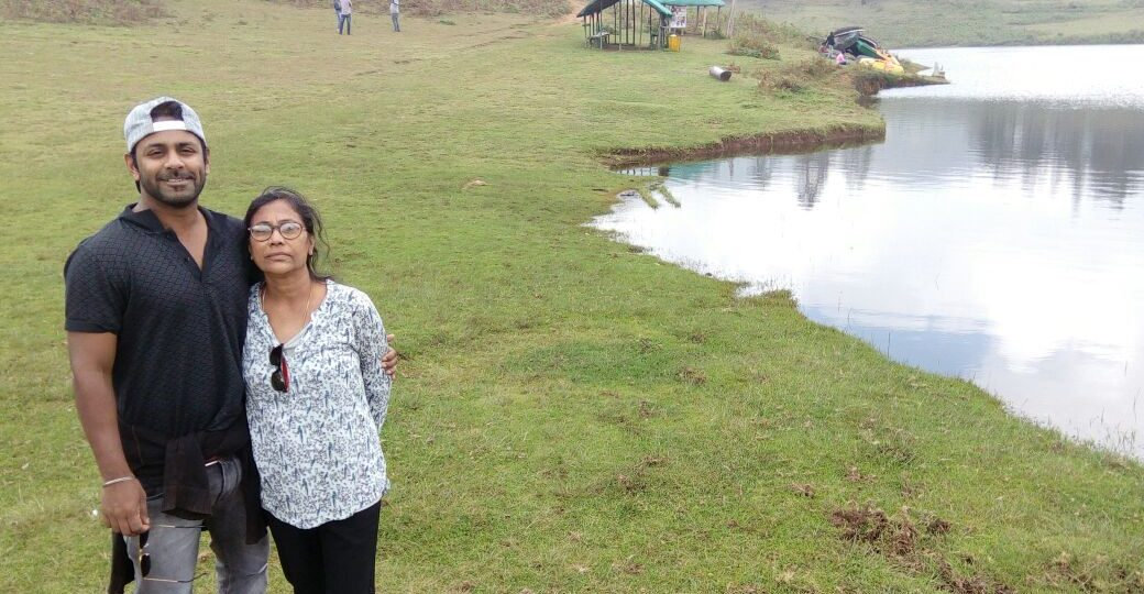 neeraj narayanan's mother