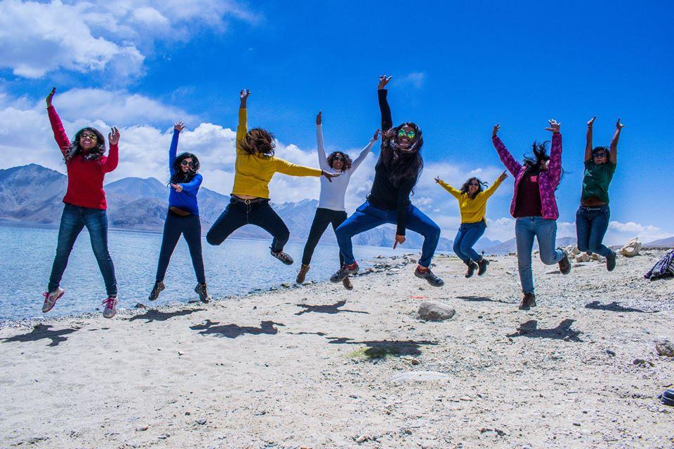 fun in ladakh