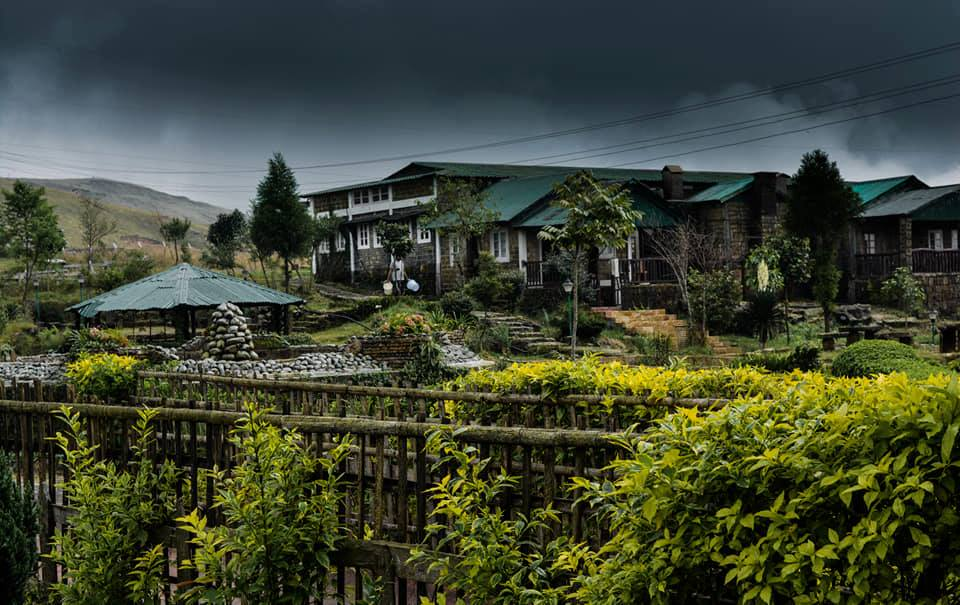 best resorts in north east india