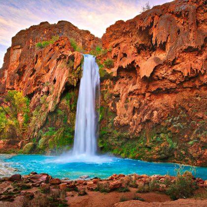 Havasu Waterfalls
