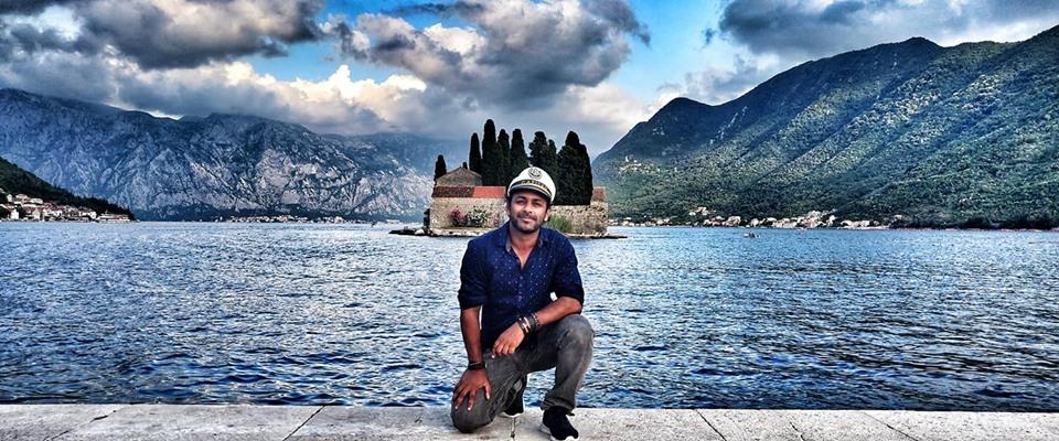 On His Own Trip Balkans June