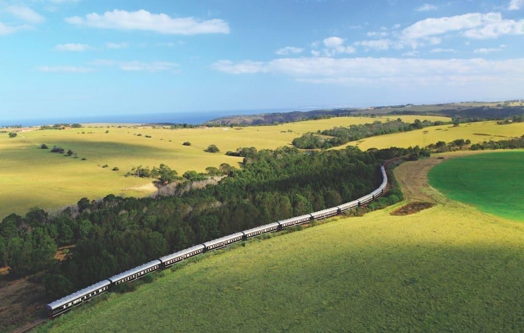 Rovo Rail's Naimbia Safari, South Africa