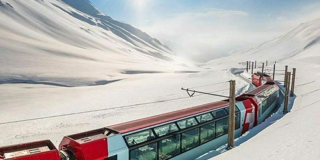 World's most beautiful train rides