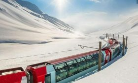 World's most beautiful train rides
