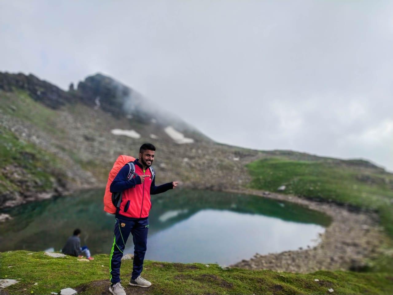 Trip Leader Harsh Chhadva