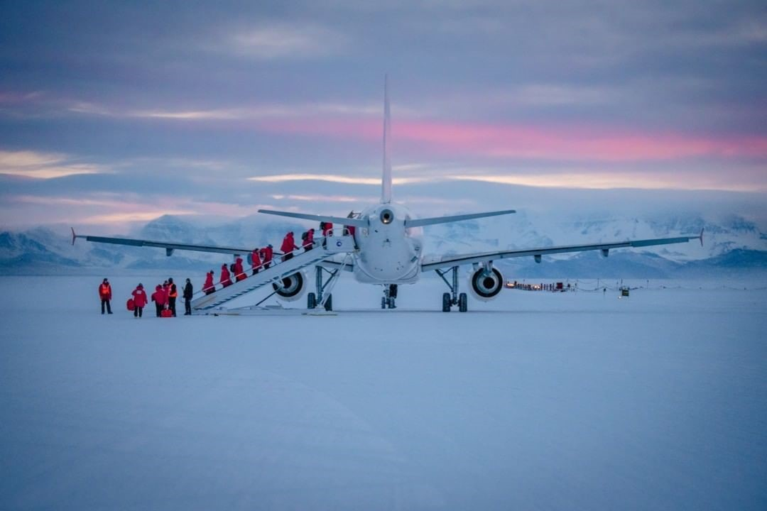 McMurdo Air Station, Antarctica
